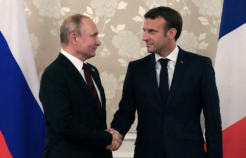 Russia's Putin, France's Macron discuss Iran nuclear deal: Kremlin