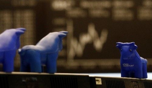 Virus-Sorgen halten Börsen im Griff - Dollar zieht an