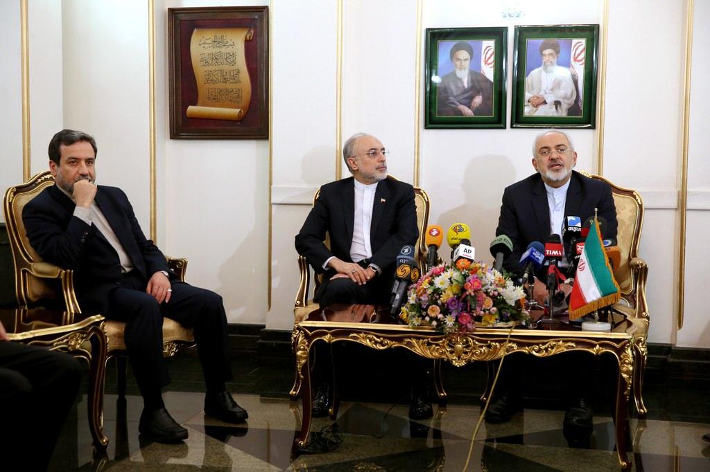 Iran - Magazine cover