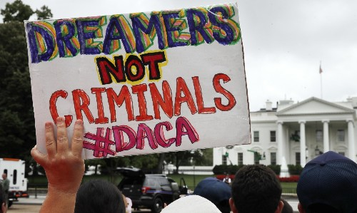 Donald Trump to end 'Dreamers' immigration program, report says