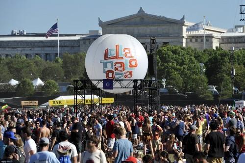 Lollapalooza 2015 Day 1