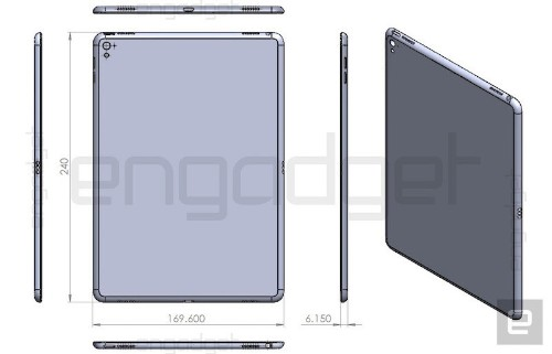 Apple's 'iPad Air 3' to Be Branded as an iPad Pro With Smart Keyboard and Apple Pencil Support