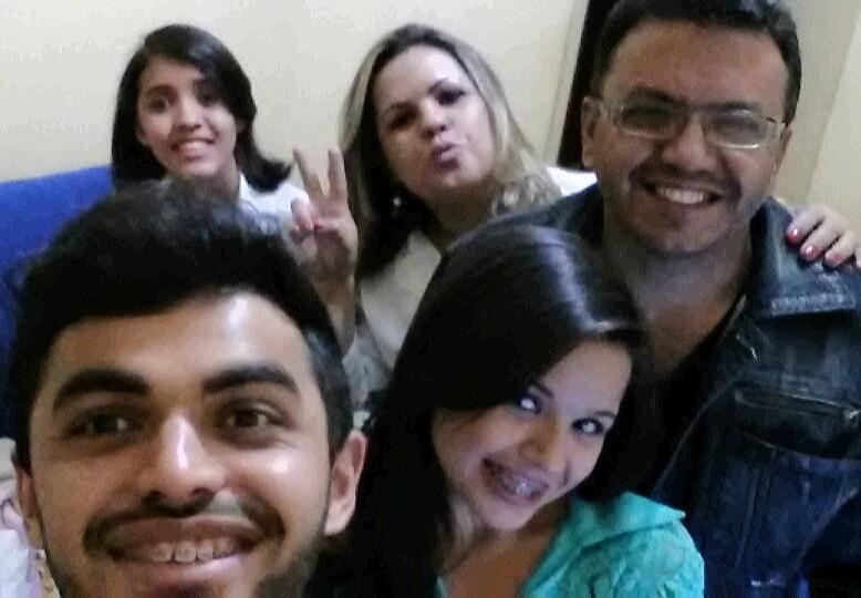 Mais um #selfie Familia