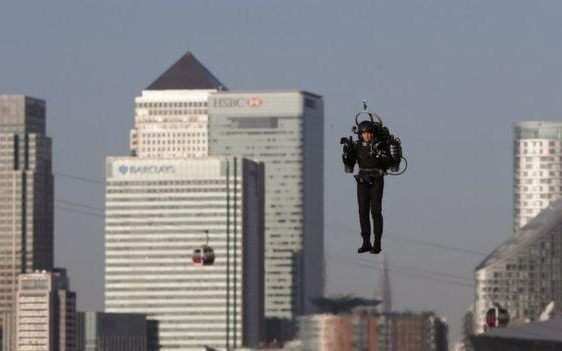 James Bond-style jet packs to become a reality in the UK from next year