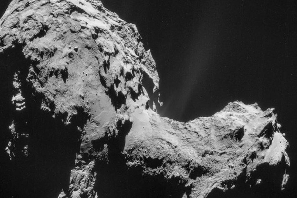 探査機ロゼッタが届けてくれた「彗星の歌声」
