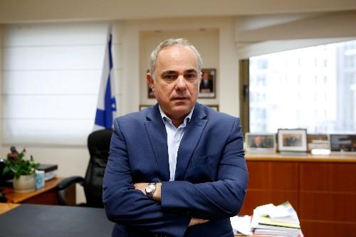 Israel open to U.S.-mediated talks with Lebanon on sea border
