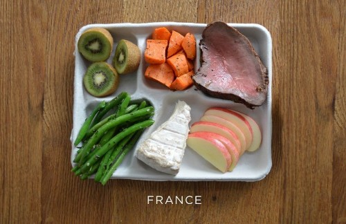 Photos Of School Lunches From Around The World Will Make American Kids Want To Study Abroad | HuffPost Life