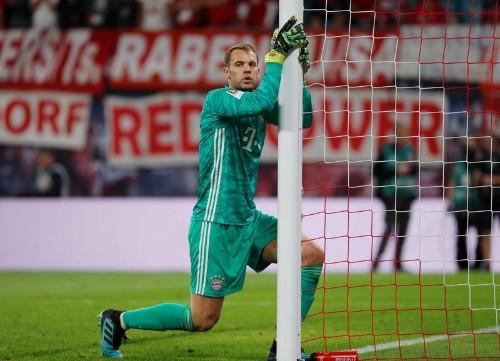 Leipzig reste leader