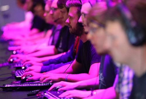 The World's Largest Gaming Fair in Pictures