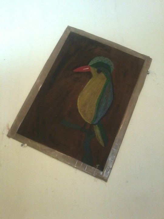 "My first passion ""art"" Birdy by TDKubu ""2006"""