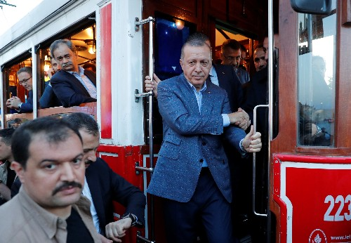 Turkish election board cites polling station irregularities in annulment decision