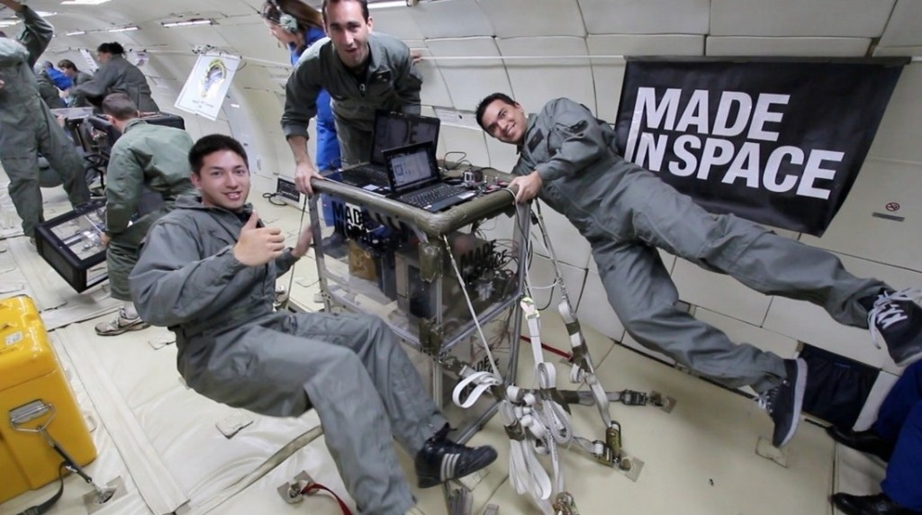 There is now a 3D printer on the International Space Station