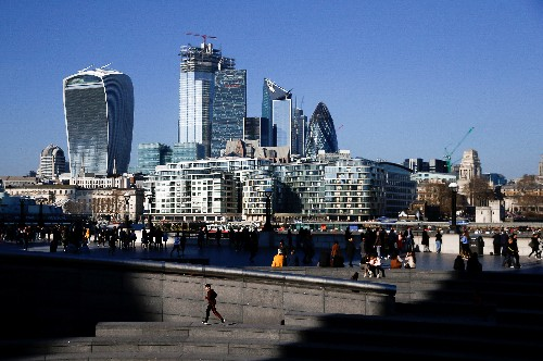 Top bankers back London as financial hub whatever Brexit outcome