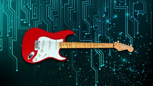 Fender Goes Digital So You Don't Quit Guitar