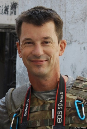 John Cantlie, Islamic State Hostage Journalist, Says New Video Is 'Last In Series'