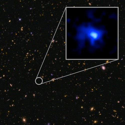 Found: The Furthest Galaxy From Earth