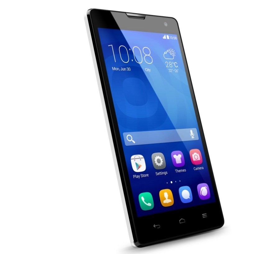 "Huawei-made Honor 3C Android Smartphone Launched with 5"" Display"