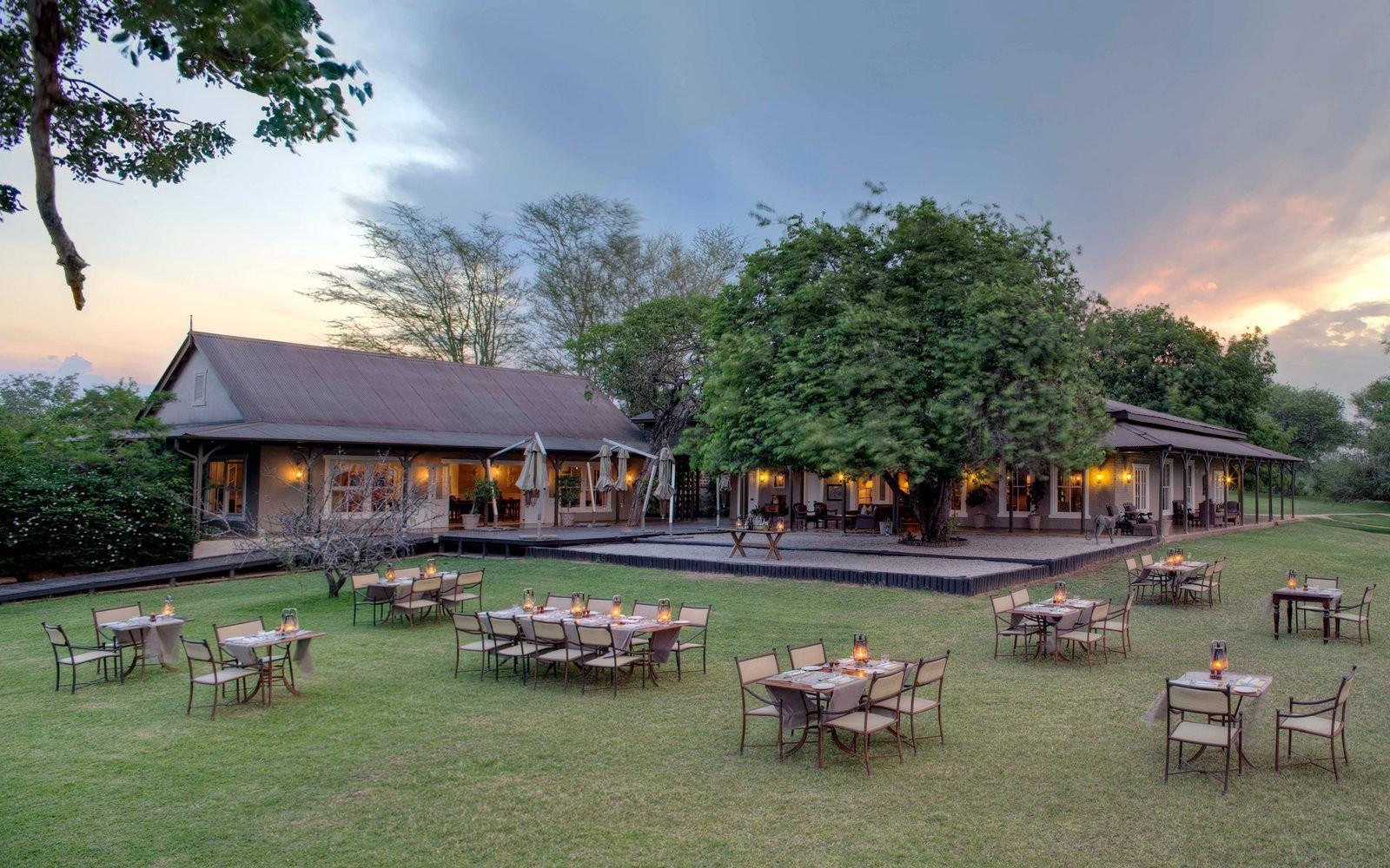 The Top 5 Safari Lodges in Africa