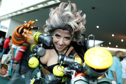 The Wild and the Wonderful at Comic-Con: Pictures