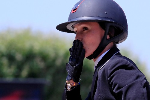Equestrian: Bloomberg aims for show jumping to leap into the mainstream