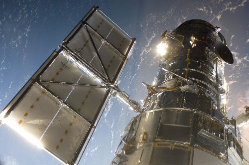Hubble Telescope camera back in action after 1-week shutdown