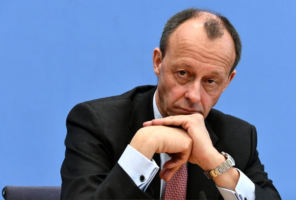 Merz fordert von Berlin und EU Zugehen auf Russland