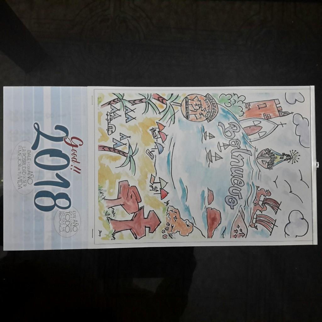 Bolnuevo ( Ciudad Encantada ) - Magazine cover
