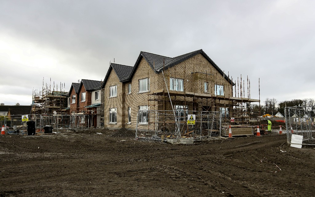 Irish housebuilding to fall by one-third due to COVID-19: central bank