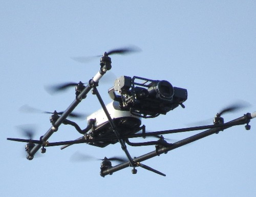 Drone Startup Sky-Futures Secures $3.8M From MMC To Scale Up Oil And Gas Inspections
