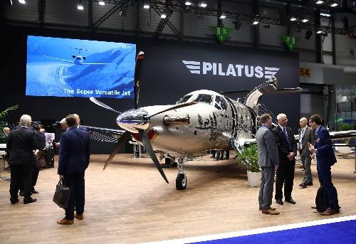 Swiss ban planemaker Pilatus from operating in Saudi Arabia, UAE