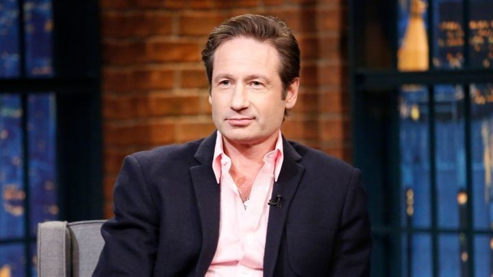 David Duchovny Will Release Debut Album in May