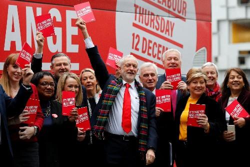 Labour unveils 'radical' plan to remake Britain
