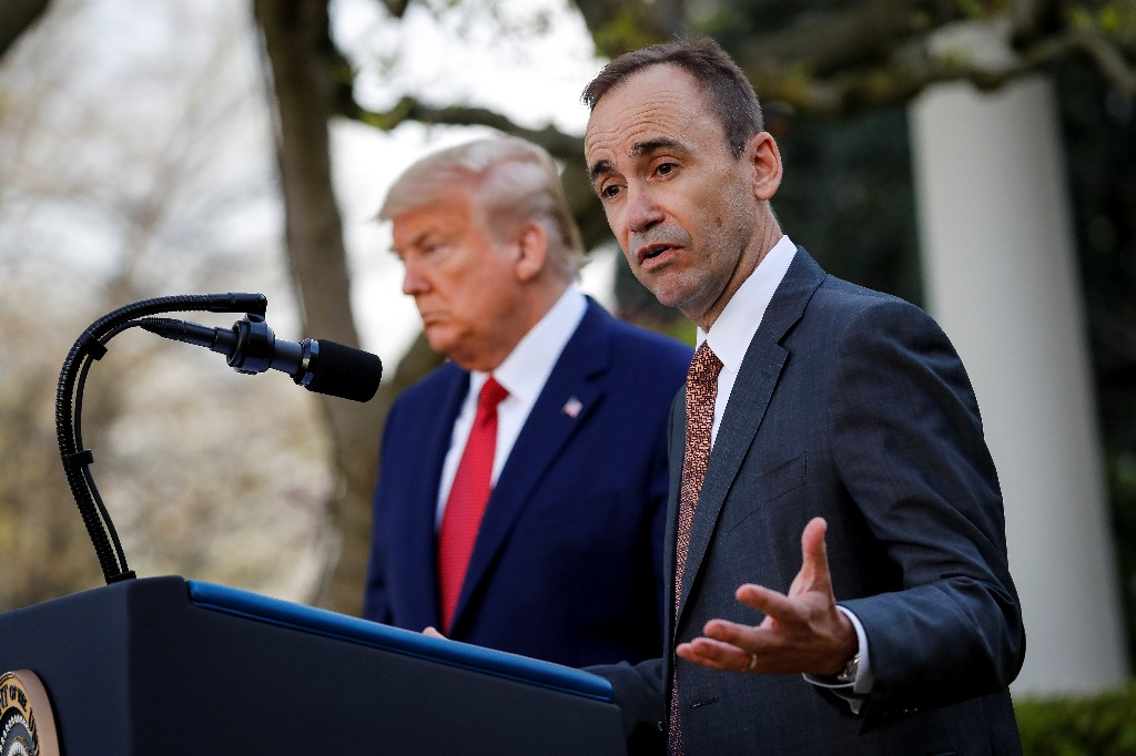 Trump Administration picks McKesson for coronavirus vaccine distribution