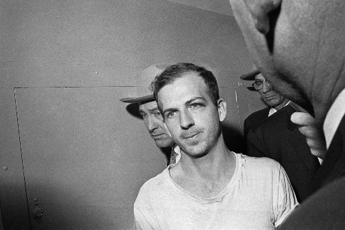 Lee Harvey Oswald in Pictures