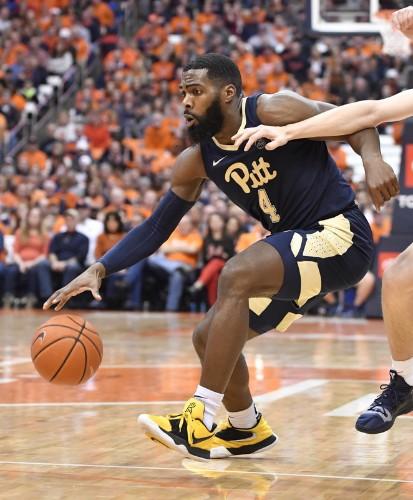 Battle leads Syracuse past Pitt, 74-63