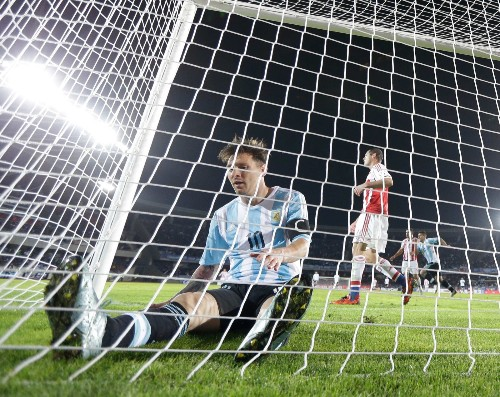 Argentina Draws With Paraguay and Uruguay Wins at the Copa America