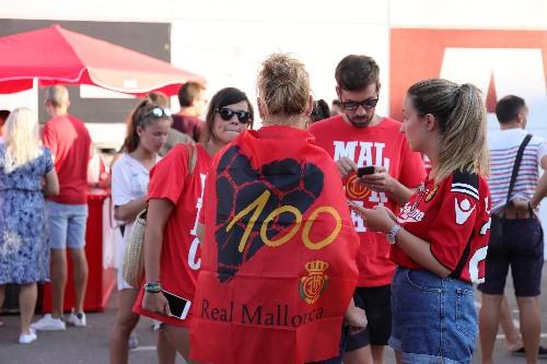 Soccer: Mallorca make dream start to life back in La Liga