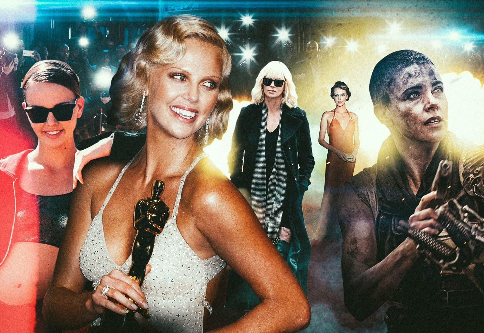 Charlize Theron Is Not Here To Make Friends
