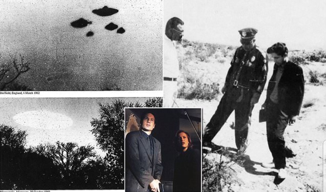 UFOs: What's Going On? cover image