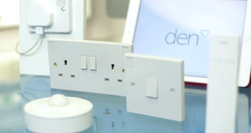 Den Is A New UK Home Automation Platform, Raising Crowd Financing