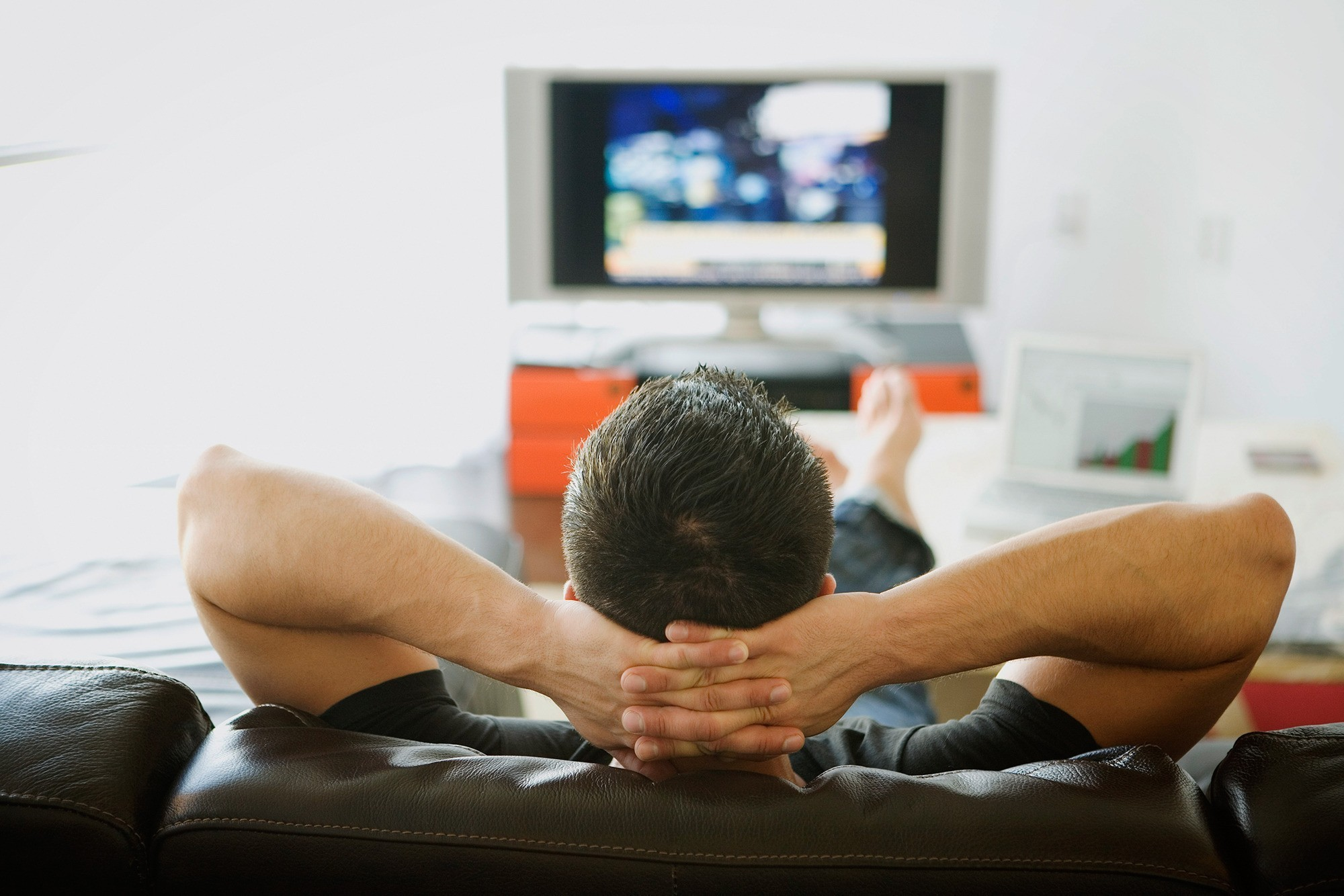 Too Much TV And Chill Could Reduce Brain Power Over Time