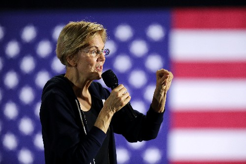 Warren set to woo Nevada union amid healthcare policy concerns