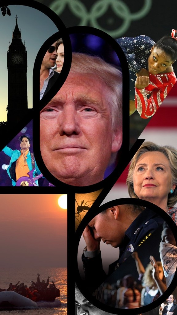2016: Year in Review cover image