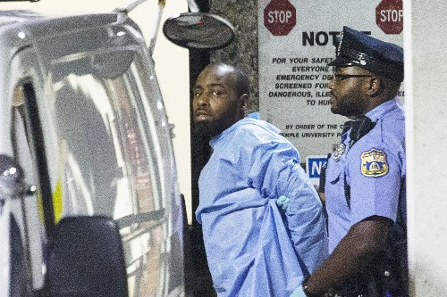 Drugs, weapons convictions in Philly shooting suspect's past