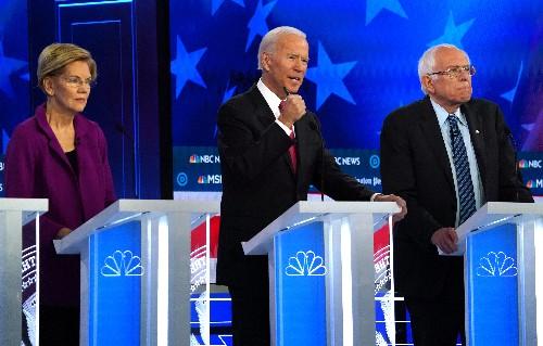 After rise in Iowa polls, Buttigieg in spotlight at U.S. Democratic presidential debate