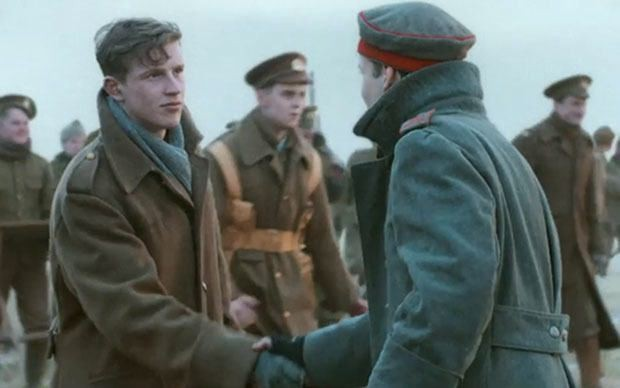Watch: Sainsbury's moving 2014 Christmas advert recreates WW1 truce
