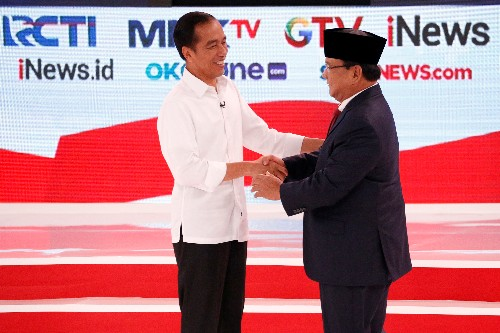 Indonesian presidential hopefuls vow energy self-sufficiency through palm