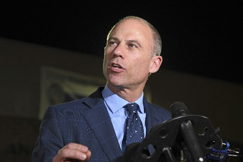 Avenatti hit with Nike extortion claims, other charges