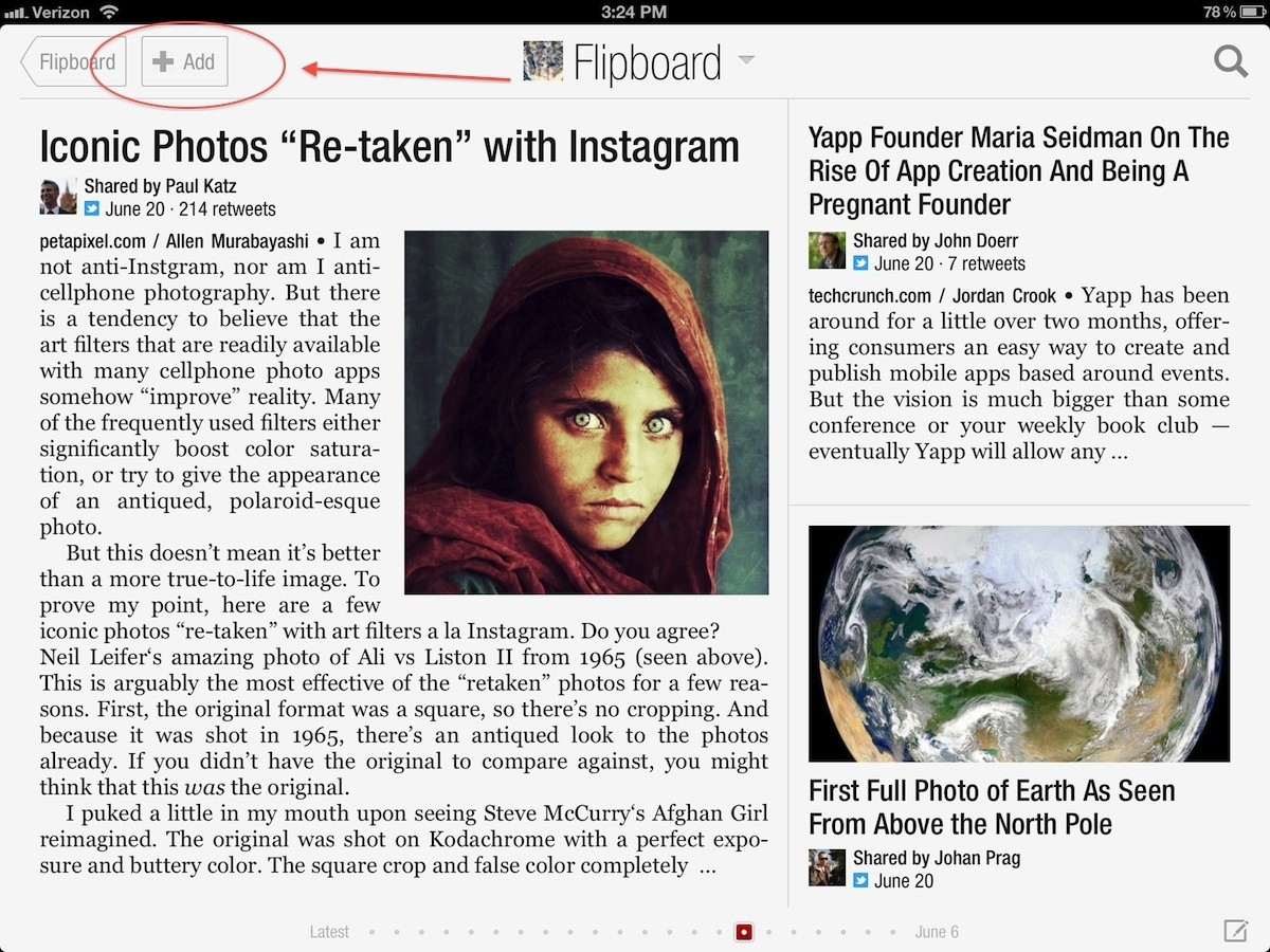 Make Your Own Flipboard Sections With Twitter Lists