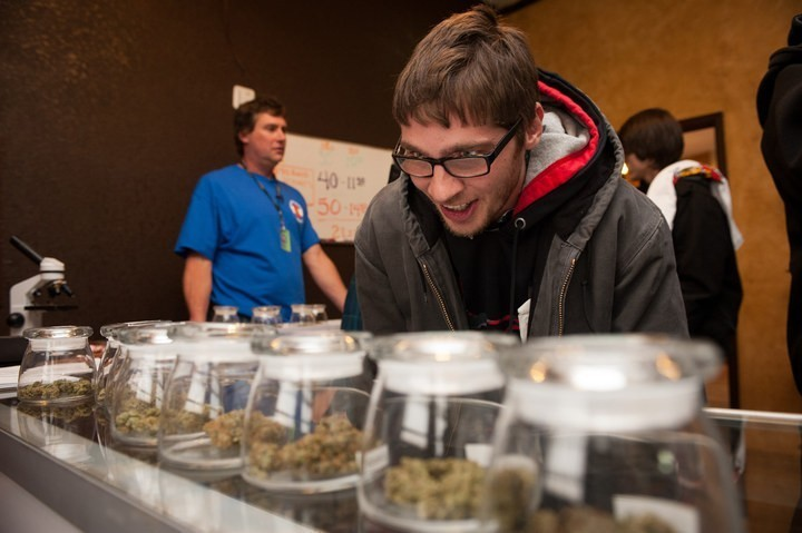 Marijuana Arrests Down In Colorado For White Teens, Up For Black And Latino Teens